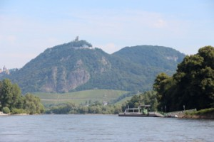 Drachenfels can kiss my naked backside. My escape from Bad Honnef